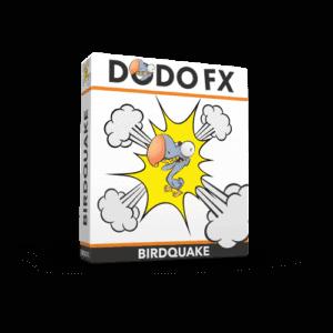 dodo fx birdquake packshot